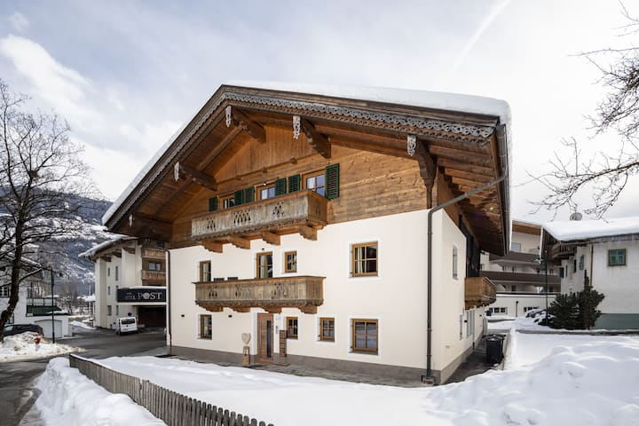 Scenic Apartment in Kaltenbach with Ski Storage and Parking
