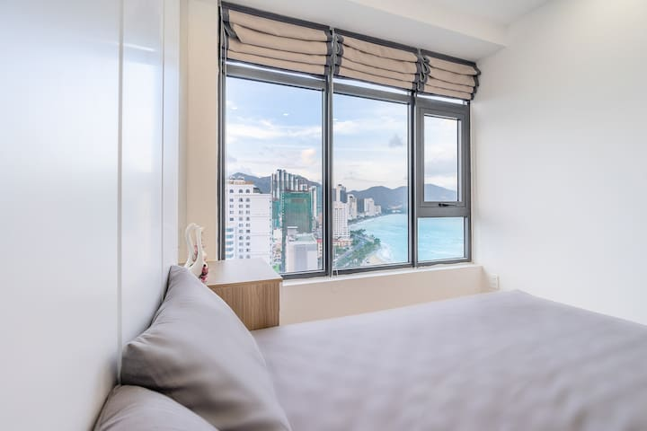 iCentre Nha Trang Apartment Beautiful Ocean View