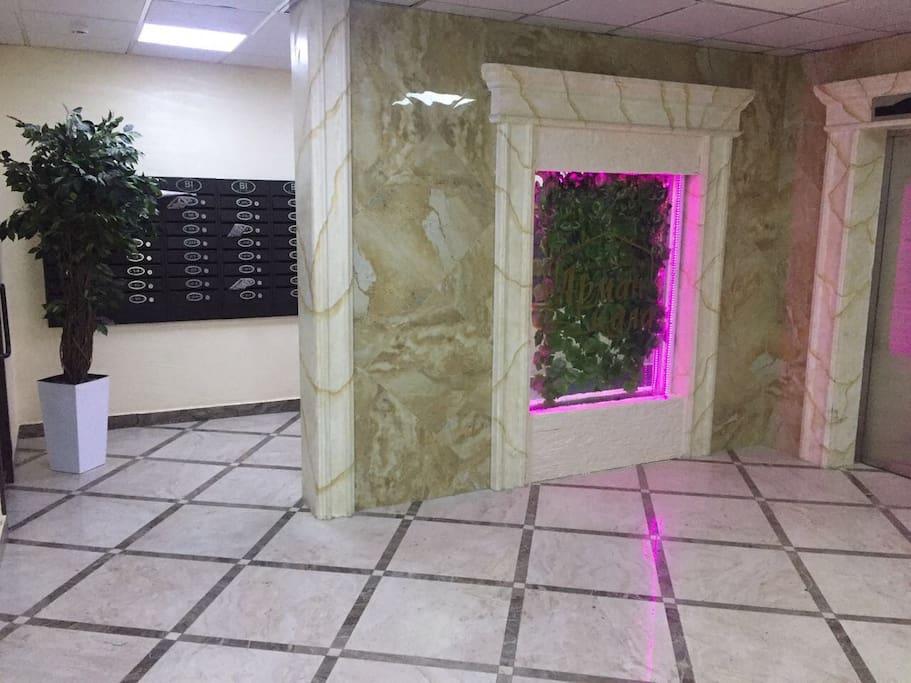 ПОДЬЕЗД