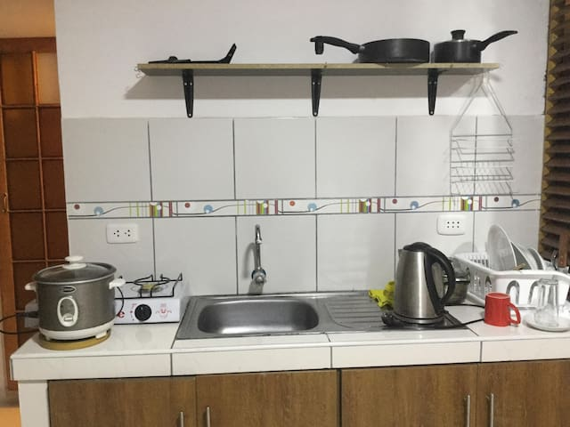 studio/petit appartement centre ville Miraflores