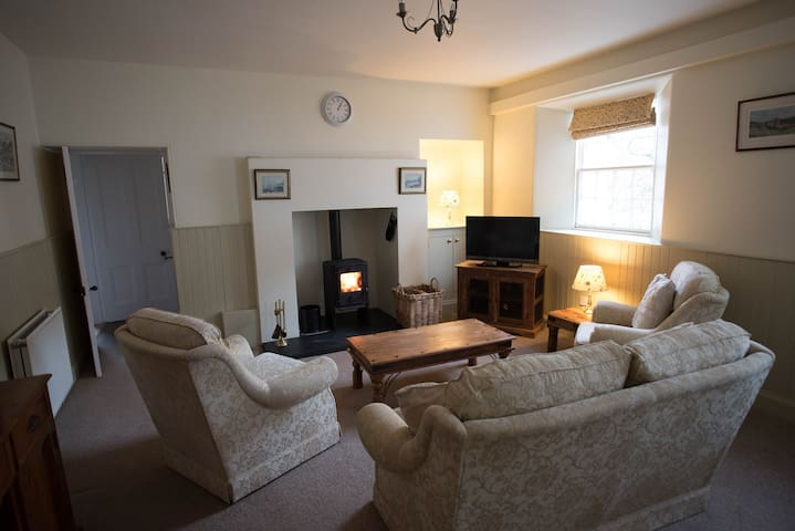 Elibank House Self Catering Apartment - Scottish Borders - Flat