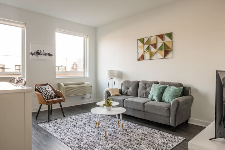 Comfortable 1BR in Macalester-Groveland