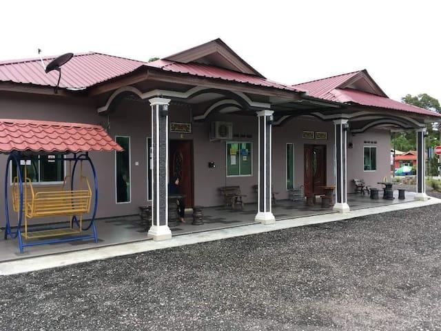 Homestay Seri Tanjung Muar.