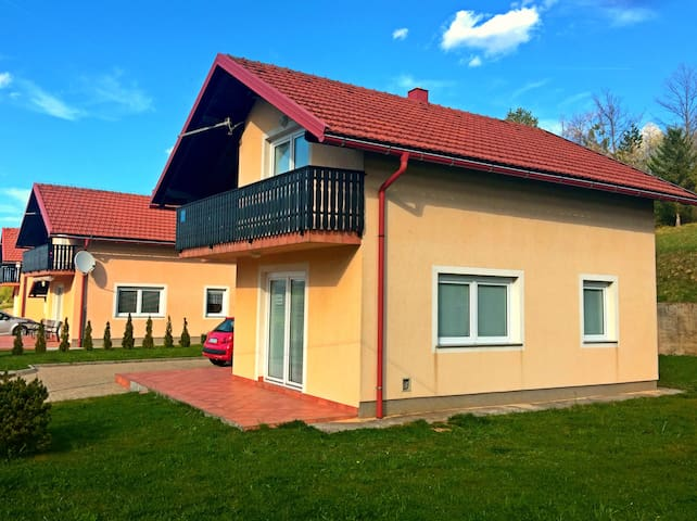Holiday home Udikovic - Ribarići - บ้าน
