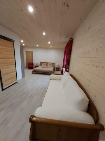 Chambre 2 à 6 personnes