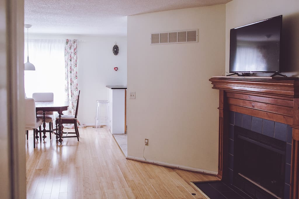 Living room - view from entrance