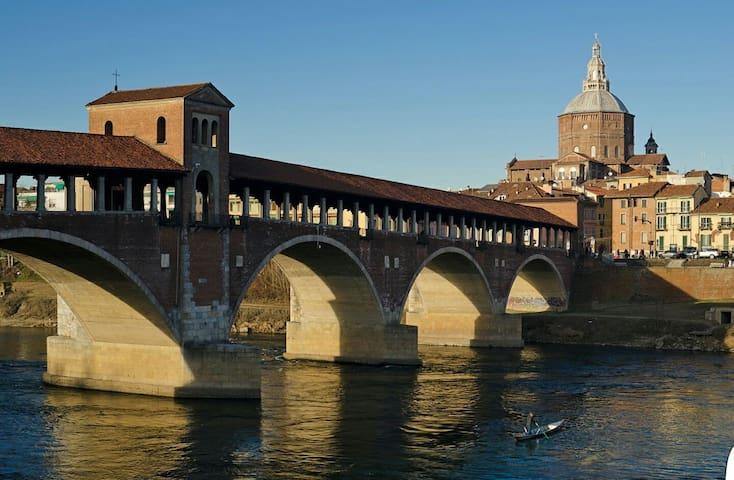 Accogliente bilocale in Pavia - Pavia - อพาร์ทเมนท์