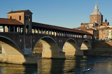 Accogliente bilocale in Pavia - Pavia - Leilighet
