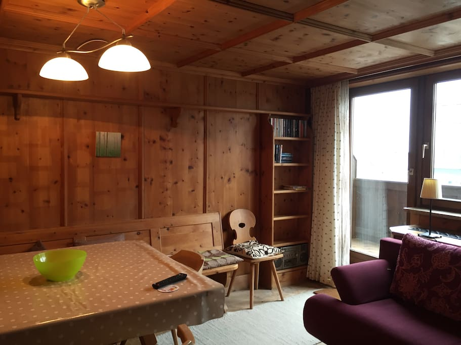Apartment in central zell am see wohnungen zur miete in for Living room zell am see