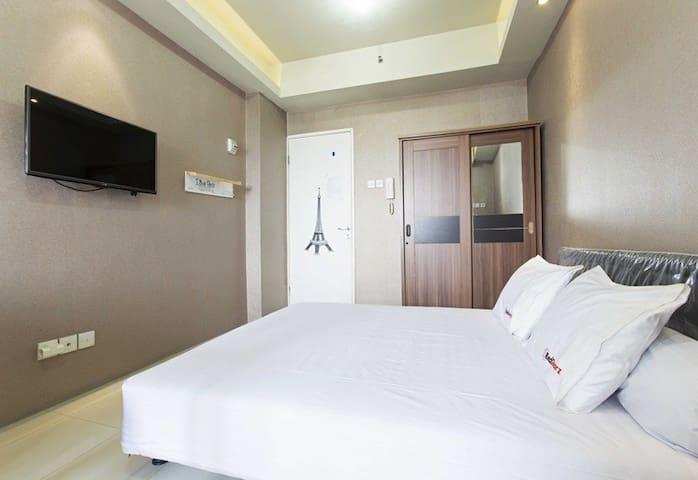 GOOD PLACE FOR NIGHT AT JAKARTA - Kelapa Gading - Apartament