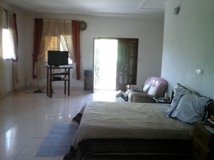 Maison cosy tout confort à Yaoundé