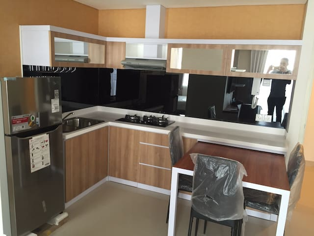 A nice apartment in Lippo Cikarang - Bekasi