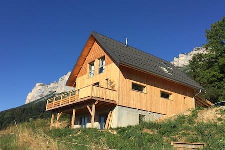 Appartement T2 indépendant dans  un chalet neuf - Saint-Bernard - Casa