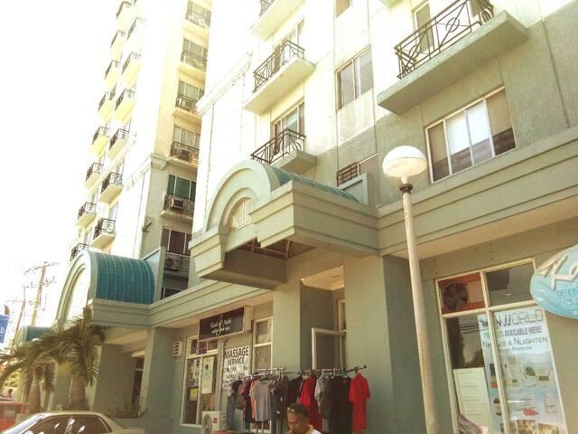 Condo at SM Southmall Alabang Road.