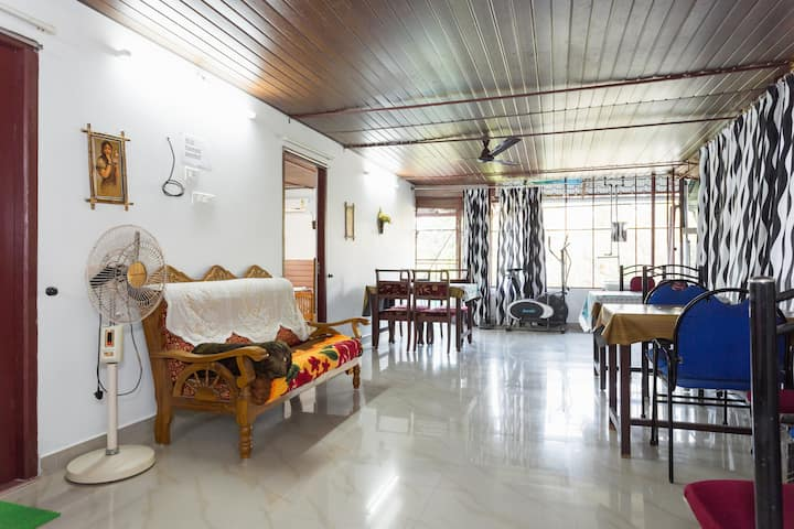 Clean and Peaceful Room in Fort Kochi