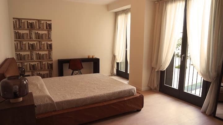 Ampia Suite in centro città