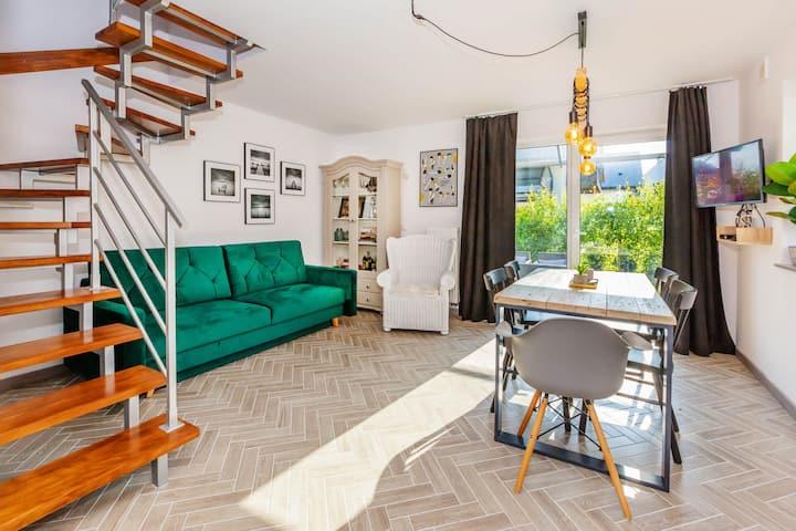 Domek Apartamentowy - Jastrzębia Góra