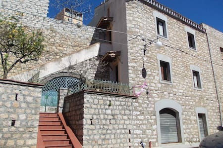 Apartment #2: Palazzetto centro storico Baunei - Baunei - Leilighet