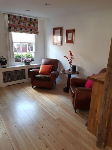 Ground Floor Kitchen/Lounge Area