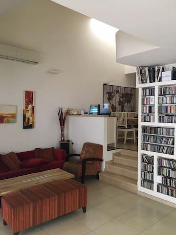 Villa in Reut - Modi'in-Maccabim-Re'ut - Huis