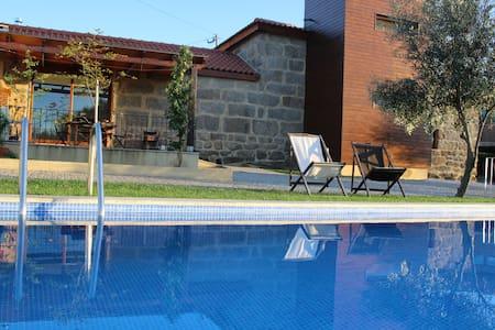 Casa de Jóia - Bird House, farm & pool near Porto