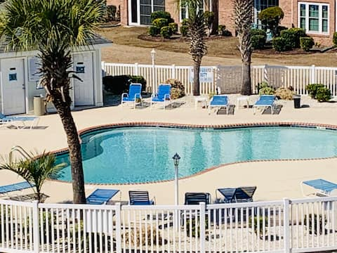 Charming condo in the center of Myrtle Beach