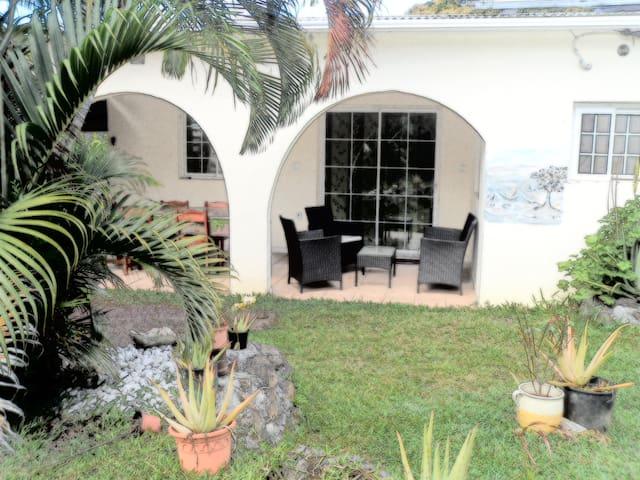 maison creole sympa