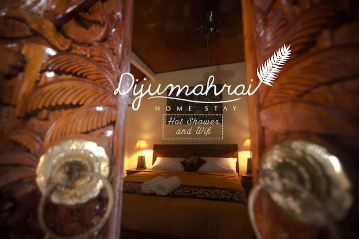 Dijumahrai Homestay - Room #1 - Ubud - Bungalow