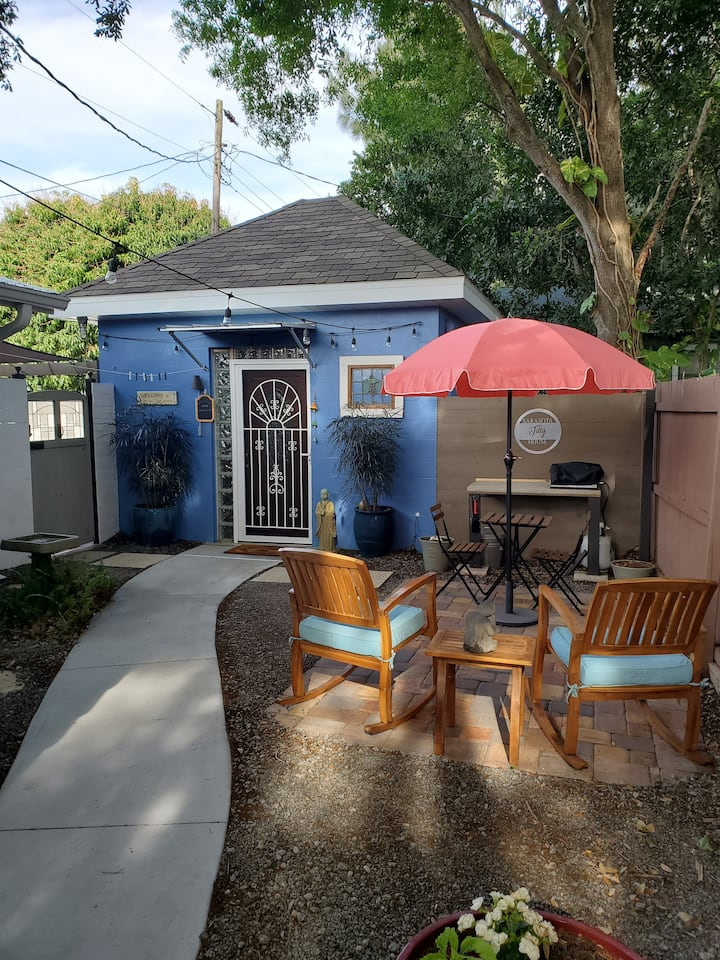 Sarasota Tiny House, Where Less is More!