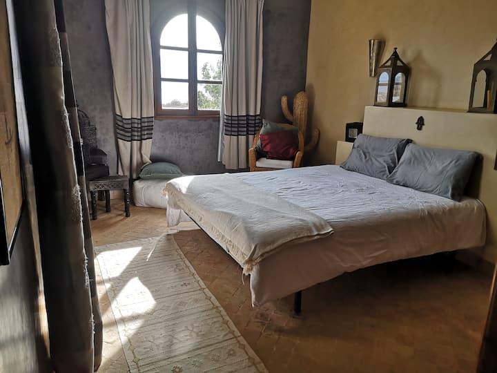 Sublime chambre dans un petit cocon paradisiaque