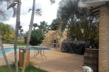 Casa de Campo en Safari Carabobo, Valencia.