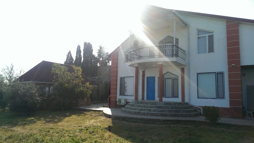 Дачный дом с видом на море