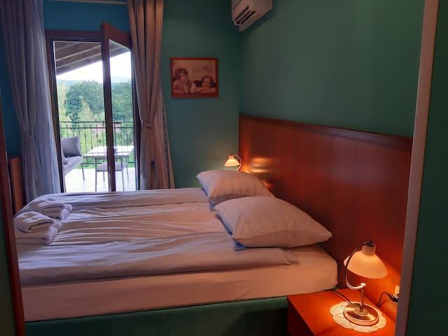 B&B - Double Room-Rooms Leban, Vogrsko 115, Šempas