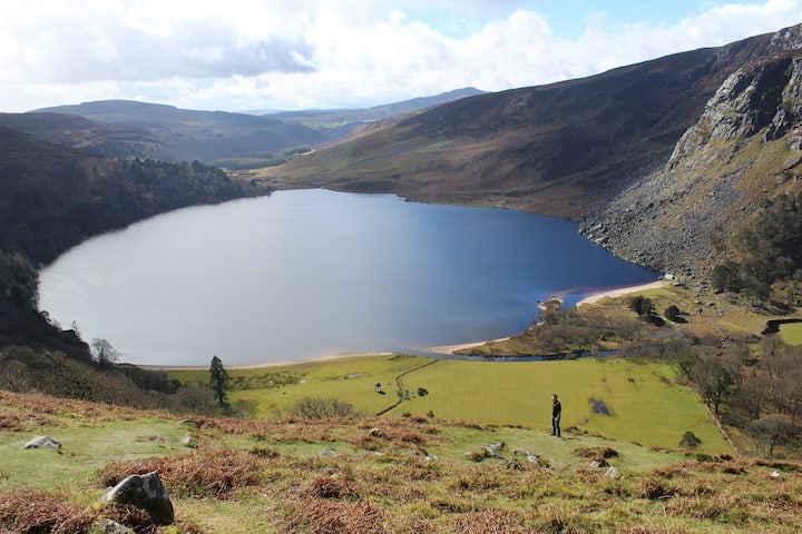 Guinness Lake or Lough Tay