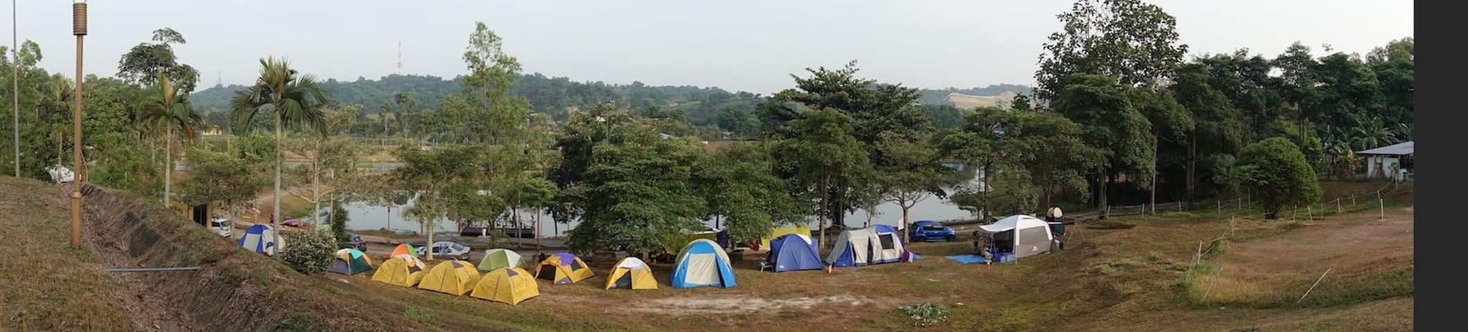 The Nest Outdoor Campsite