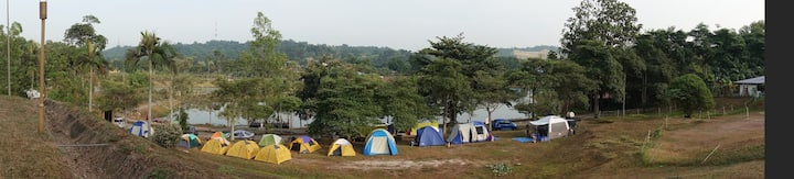 The Nest Outdoor Campsite