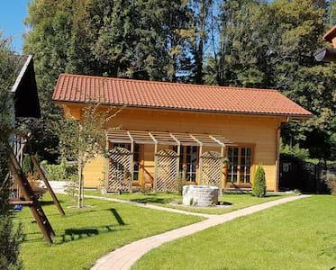 Holzchalet mitten in Traunstein - Traunstein - Rumah Tamu