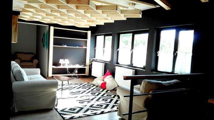 DOUBLE Room NO. 1 Transylvanian Residency CUIB 176