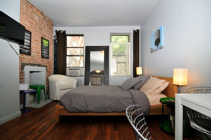 Charming studio in Soho - Greenwich Village !