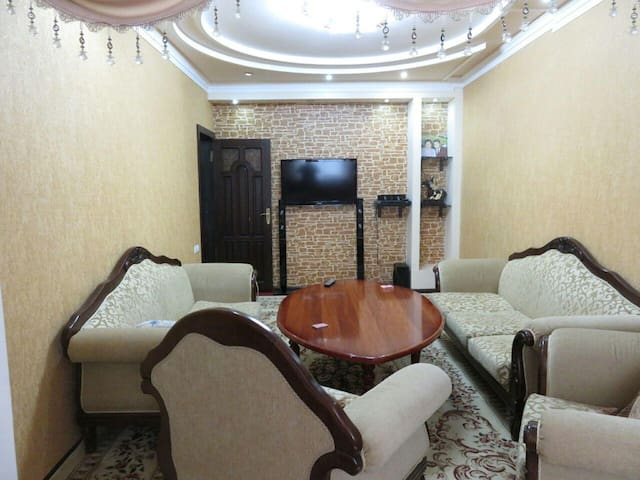 Apartment in city centr (Special offer) - Tashkent - Departamento