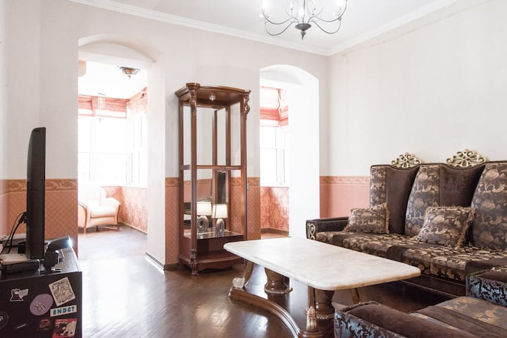 Cosy flat in the heart of Kyiv. Golden Gate area