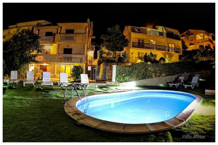Villa Marin apartments ***90m2