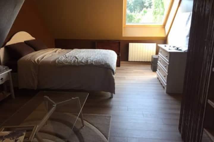 Maison Arnage Chambre 1 24H du Mans
