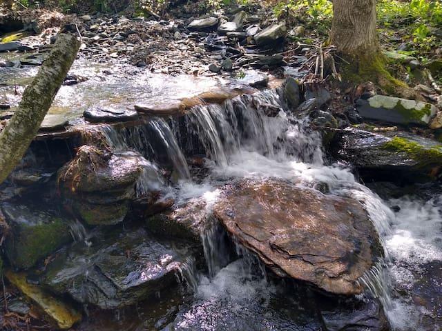 Heavenly Haven Creek & Cabin