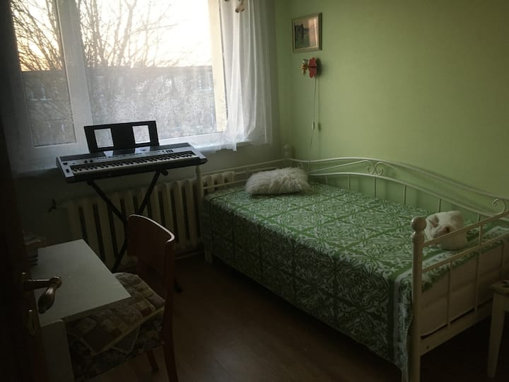 Privaatne tuba 4-toalises korteris