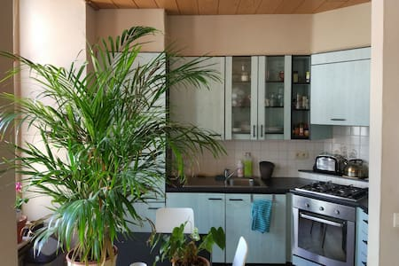 Light 1-bedroom apartment near train station - Gante - Apartamento