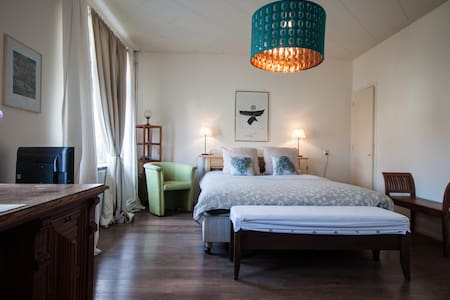 B&B Oranje Nassau | Lovely Room ♥ Bikes - Oegstgeest