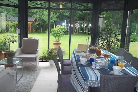 Chambre agréable à louer proches Le Mans - Changé - Rumah