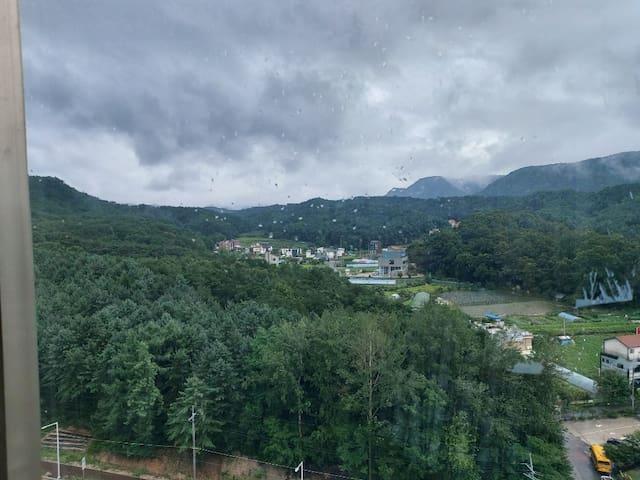아름다운 호반의 도시 춘천에서 휴식과 관광을 동시에 누릴수 있는 숙소