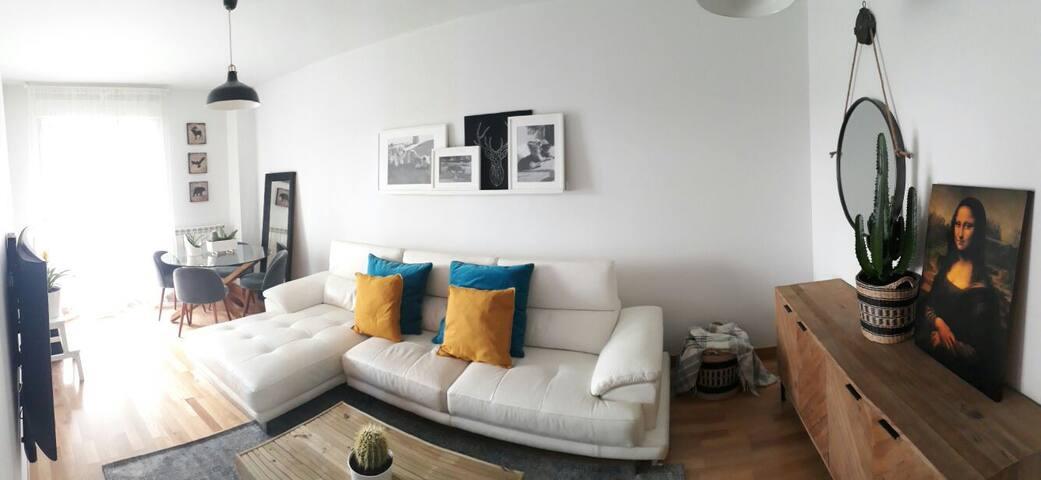 Casa acogedora y moderna en Alcalá de Henares